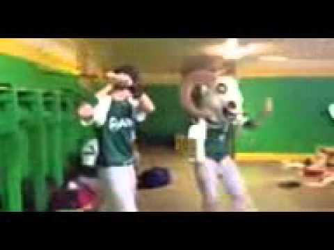 Kemper Academy Baesball Team doing Harlem Shake