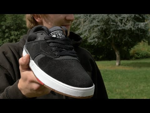 Sidewalk Skate 100 2017: DC Shoes 'Tiago S' with James Bush.