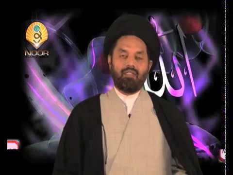 Lecture 41 (Tawheed 37) Asma-e-Husna by Maulana Syed Shahryar...