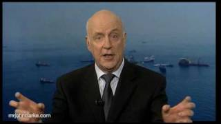 Clarke and Dawe - The US Oil Spill