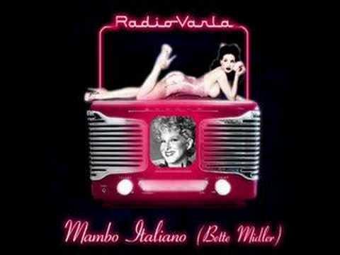 Bette Midler - Mambo Italiano