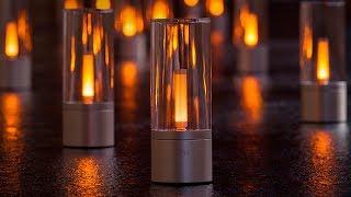 Xiaomi Mijia Bedside Lamp и новый Yeelight Candela - обзор умных ночников от xiaomi