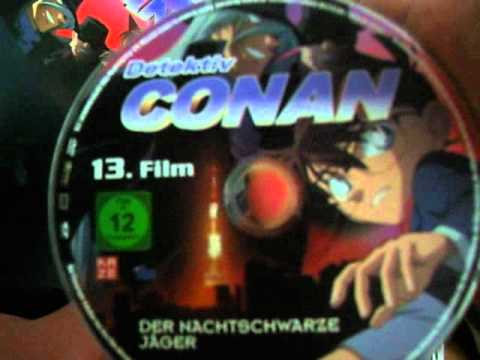 2 Filme Conan & Pokemon Unboxing