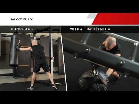 Connexus - Boxing - Week 4 - Day 3 - Drill A