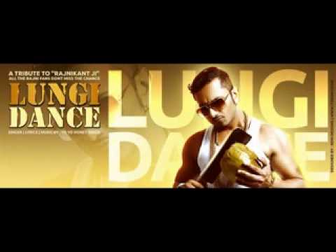 Yo Yo Honey Singh Lungi Dance   A Tribute To Rajnikant {official} 1080p Hd) video