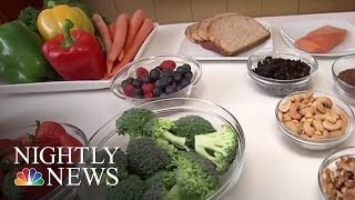 10 Foods That Affect Risks For Heart Disease, Stroke And Type 2 Diabetes | NBC Nightly News