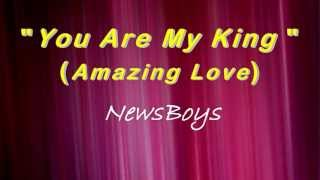 Watch Newsboys Amazing Love(you Are My King) video