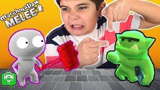 Marshmallow Melee VR HobbyKidsGaming
