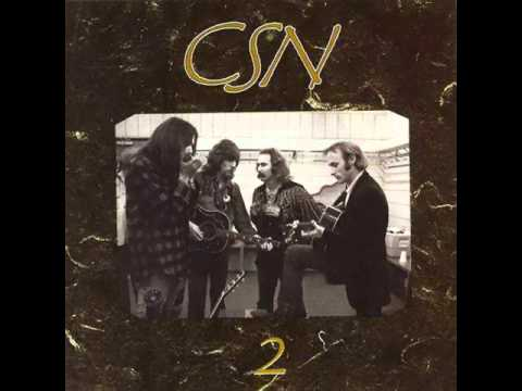 Crosby, Stills, Nash & Young - Change Partners