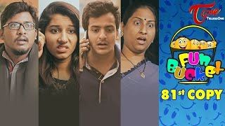 Fun Bucket | 81st Copy | Funny Videos | by Harsha Annavarapu | #TeluguComedyWebSeries