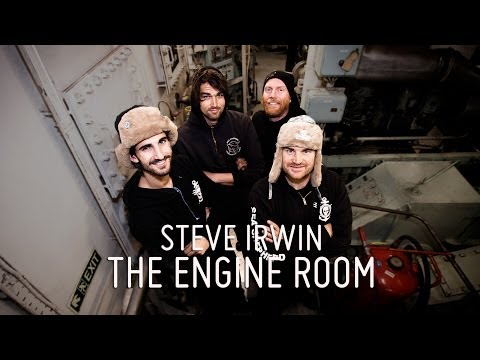 Meet the Crew - Campbell Holland & The Steve Irwin Engine Room