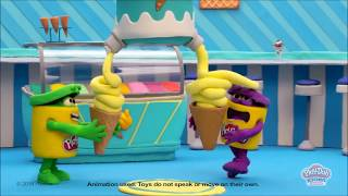 Play-Doh | 'Ultimate Swirl Ice Cream Maker' Official Spot