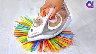 20 Genius crafts idea to make in 5 minutes   Best out of waste   Artkala 382
