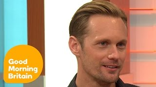 Alexander Skarsgård and Margot Robbie - The Legend of Tarzan Interview | Good Morning Britain