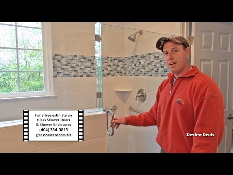 Kennesaw GA Frameless Shower Enclosure Installer Review