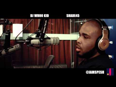 Spe$h: Interview With DJ WhooKid On Shade45 (Video)