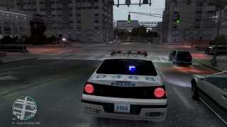 【GTA4 LCPDFR】The Police ~NYPD新米警官奮闘記~【Case#16 前編】