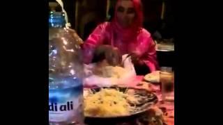في الاعراس المغربية موت ديال ضحك