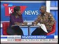 Mike Sonko and President Uhuru at loggerheads over Miguna nomination | Morning Express