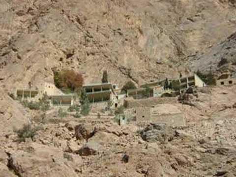 Yazd, Iran 2007 - Chak Chak, Pir-e Sabz Zoroastrian Temple