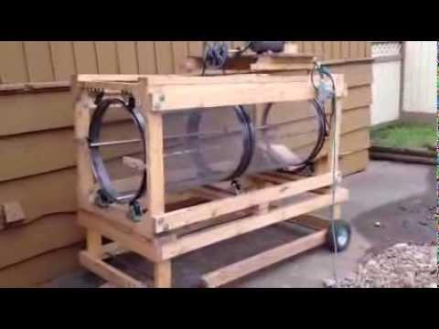 Kompost rollsieb selber bauen