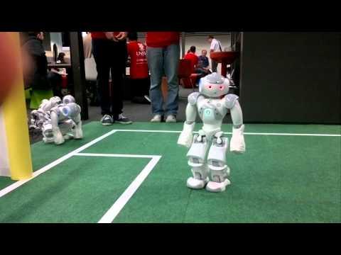 NAO Humanoid Robot at UNSW