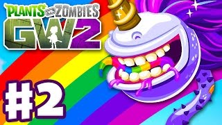 Plants vs. Zombies: Garden Warfare 2 - Gameplay Part 2 - Unicorn Chomper and Loyalty Rewards! (PC)