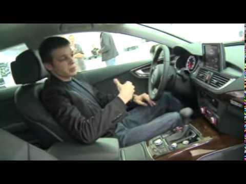Audi A7Sportback, Audi RS6