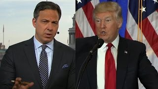 CNN's Jake Tapper: Why Trump's 'fake news' claim is wrong