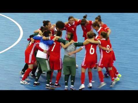 Студенческий ЧМ-2018. Женщины. Финал. Россия - Украина - 2-0