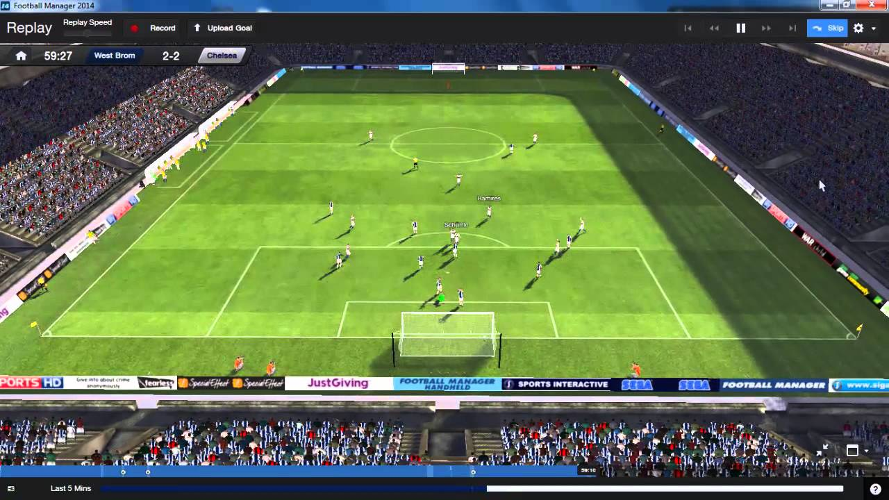 Football Manager 2014 Strategy Games PC