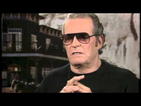 "James Garner.. ""Maverick""..talks Steve McQueen,Brando and more..."
