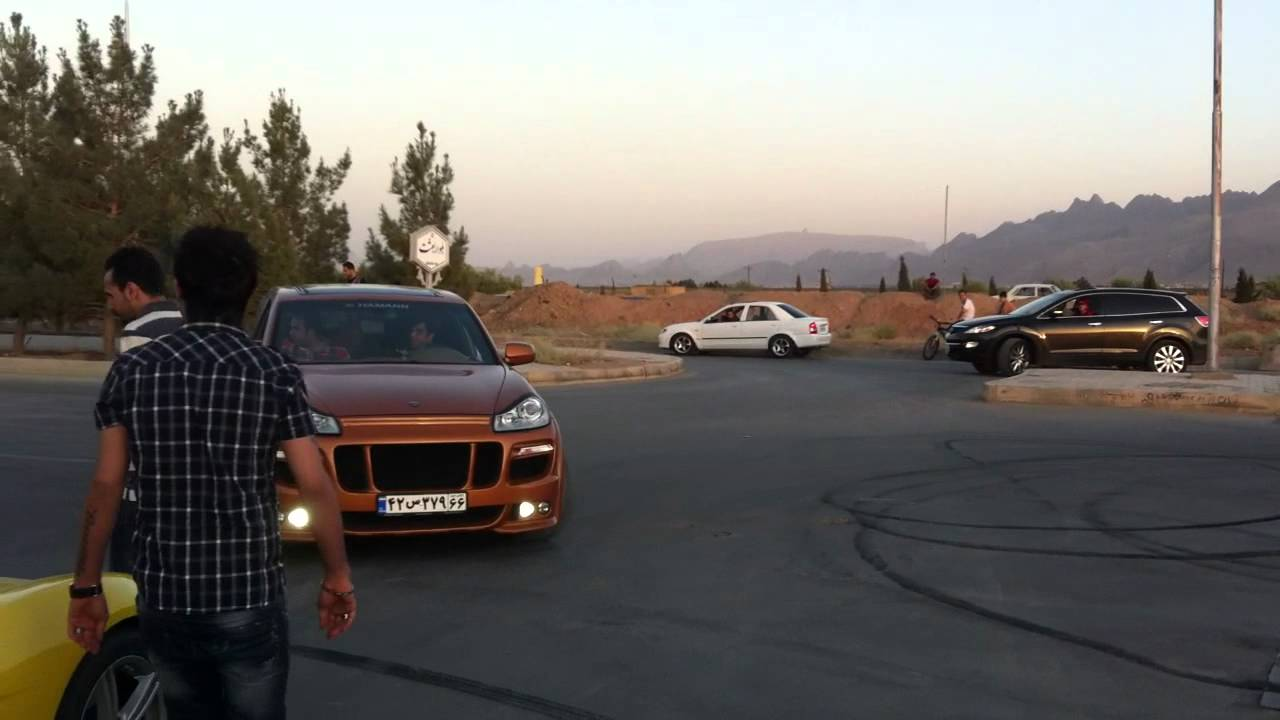 Sport Cars in Iran Iran Super Cars 2012