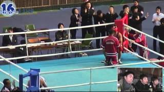 ライトウェルター級 (早)伊藤vs三浦(慶)