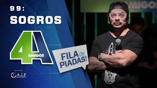 FILA DE PIADAS - SOGROS - #99
