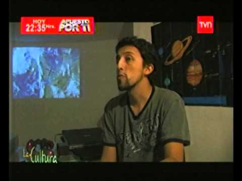 Entrevista Cumbres del Mundo TVN - Hernán Stockebrand