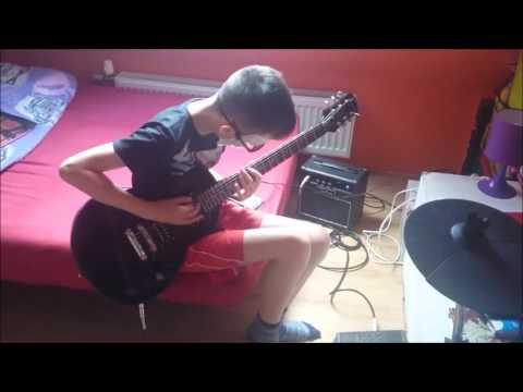 12-letni Maciek Gra Na Gitarze Elektrycznej!