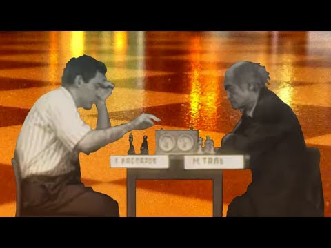 The Last Chess Game of Mikhail Tal (vs. Garry Kasparov)