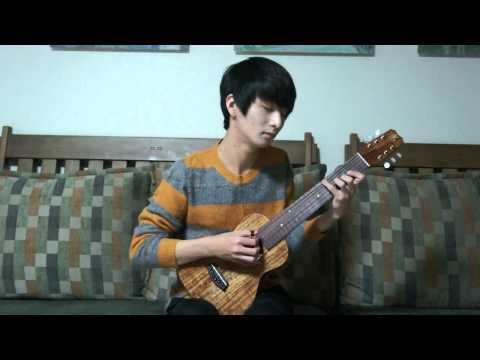 (pachelbel) Canon - Sungha Jung (guitarlele) video