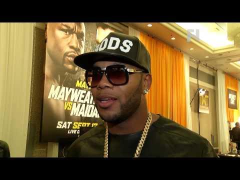 Flo Rida Talks Mayweather vs Maidana 2 The Perfect 10 Album  More