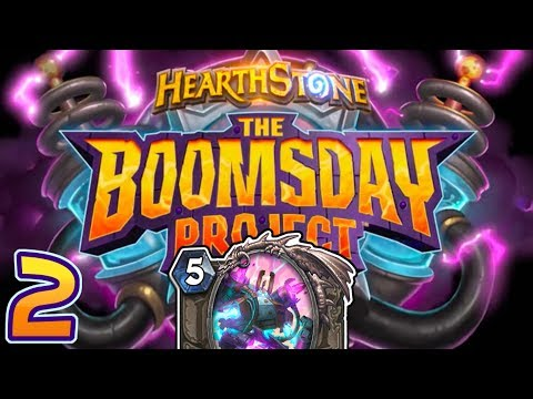 BOOMSDAY PROJECT REVIEW #2 - More Magnetic Robots! | Hearthstone