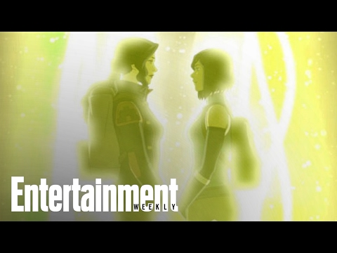 The Legend of Korra Story Finally Continues in 2017 | News Flash | Entertainment Weekly