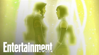The Legend of Korra Story Finally Continues in 2017   News Flash   Entertainment Weekly
