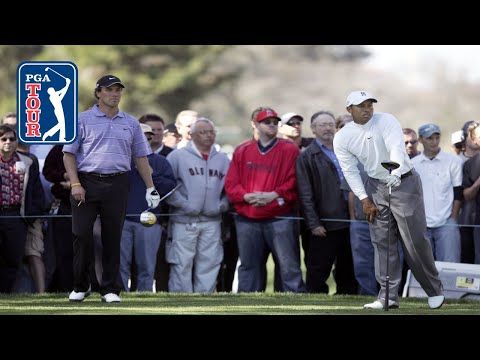 Tiger Woods vs. Stephen Ames: 2006 WGC – Dell Match Play Highlights