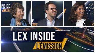 LEX INSIDE - Emission du 11 mai 2021