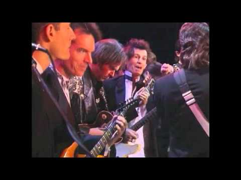 """Green Onions"" All-Star Jam at 1992 Inductions"