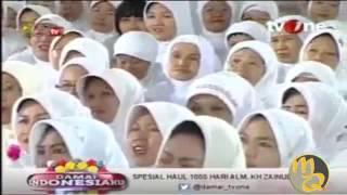 Pemimpin yg ADIL - KH Zainudin MZ Kisah Umar bin khattab