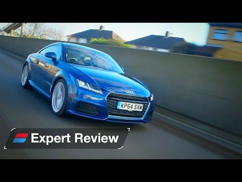 Audi TT  coupe car review