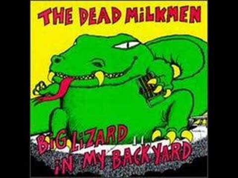 Dead Milkmen - Cousin Earl