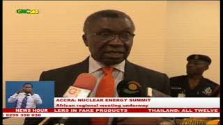 Accra: Experts in nuclear science meet to review work